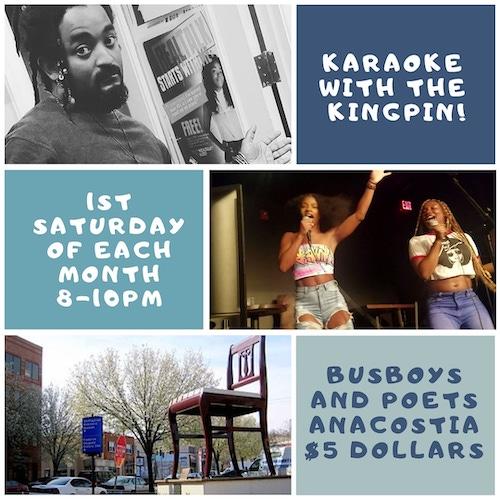 Karaoke Night Hosted by Dwayne B