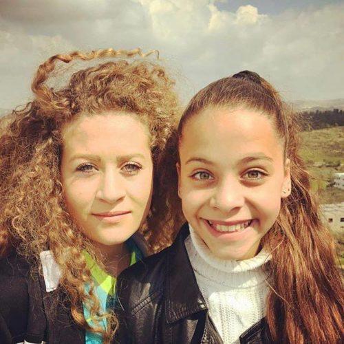 CodePink Presents: An Evening with Palestinian Youth Activist Janna Jihad of Nabi Saleh