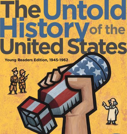 Busboys Books Presents:  The Untold History of the United States with Peter Kuznick and Eric Singer