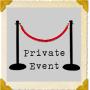 PRIVATE EVENTS SM26