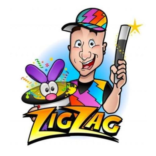 Rise + Rhyme: Performing Arts for Ages 5 and Under! Featuring: ZIG ZAG THE MAGIC MAN 12.31.18 .