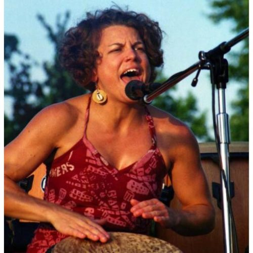 Rise + Rhyme: Performing Arts for Ages 5 and Under! Featuring: DRUM LADY K 10.8.18