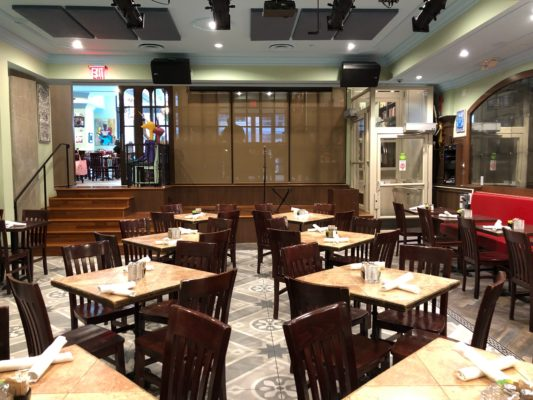 Davis Room Events Space at Busboys and Poets 450K