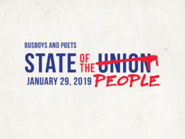 Busboys and Poets State of the People Series of Alternative State of the Union Events