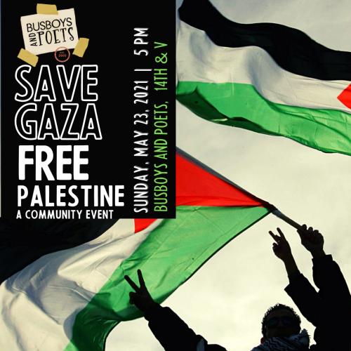 #SaveGaza #JusticeForPalestine -  [A Community Discussion]