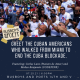 END the U.S. Blockade of CUBA: Lift the Blockade with  Carlos Lazo