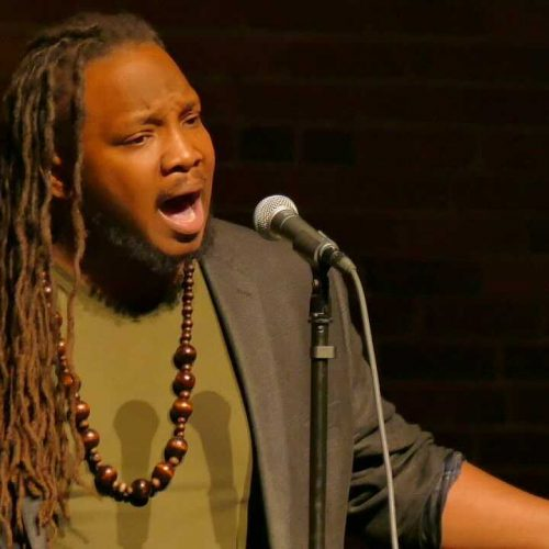 Wednesday Open Mic at Baltimore hosted by  KENNETH SOMETHING
