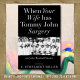 Busboys and Poets Books Presents WHEN YOUR WIFE HAS TOMMY JOHN SURGERY with E. Ethelbert Miller