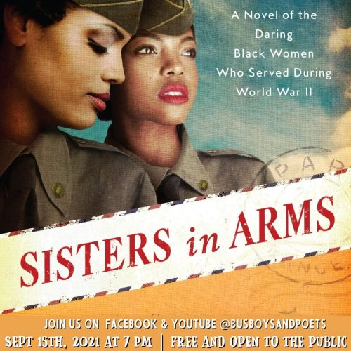 Busboys and Poets Books Presents SISTERS IN ARMS with Kaia Alderson and Piper Huguley
